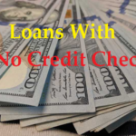 Loans With No Credit Checks